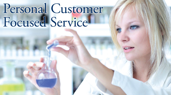 Personal Customer Focused Service